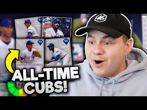 The ALL-TIME CHICAGO CUBS Are The BEST TEAM In The Game?!