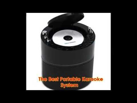 Electrohome Eakar 300 - Enjoy the Portable Karaoke System with Electrohome EAKAR300