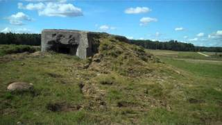 WW2 Polish bunker near former German border part 2