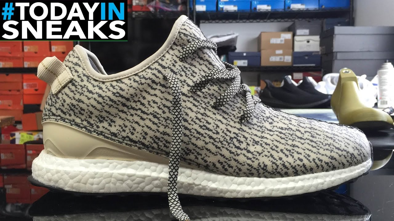 682e69b93461c This YEEZY 350 ULTRA FLUX BOOST    - Today In Sneaks Ep 004 - YouTube