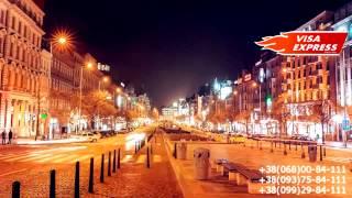 видео оформление студенческой визы в чехию