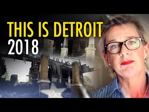Katie Hopkins: The truth about Detroit's housing disaster