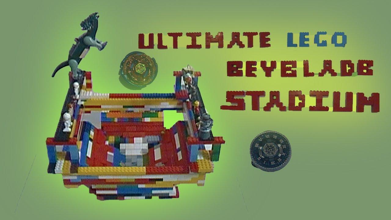 How To Build A Lego Stadium