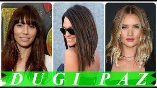 Najljepše dugi paz frizure