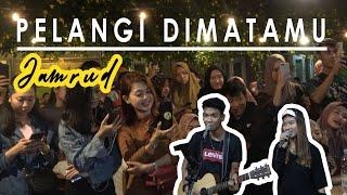 Download lagu PELANGI DIMATAMU - JAMRUD (JAMRUD) LIVE AKUSTIK BY TRI SUAK FT. NABILA SUAKA