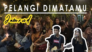 Download PELANGI DIMATAMU - JAMRUD (JAMRUD) LIVE AKUSTIK BY TRI SUAK FT. NABILA SUAKA