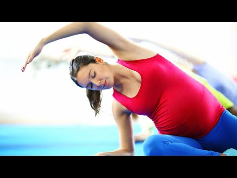 yoga-poses-for-pregnancy:-4-6-months