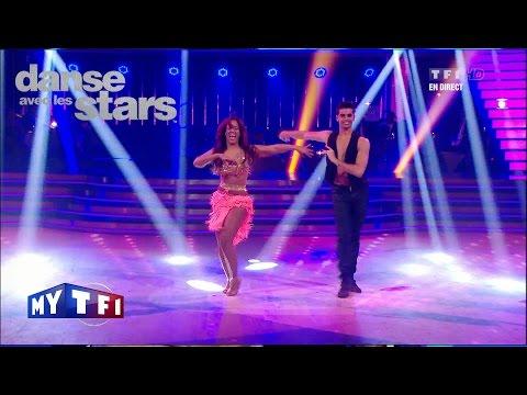DALS S03 - Une samba avec Amel Bent et Christophe Licata sur