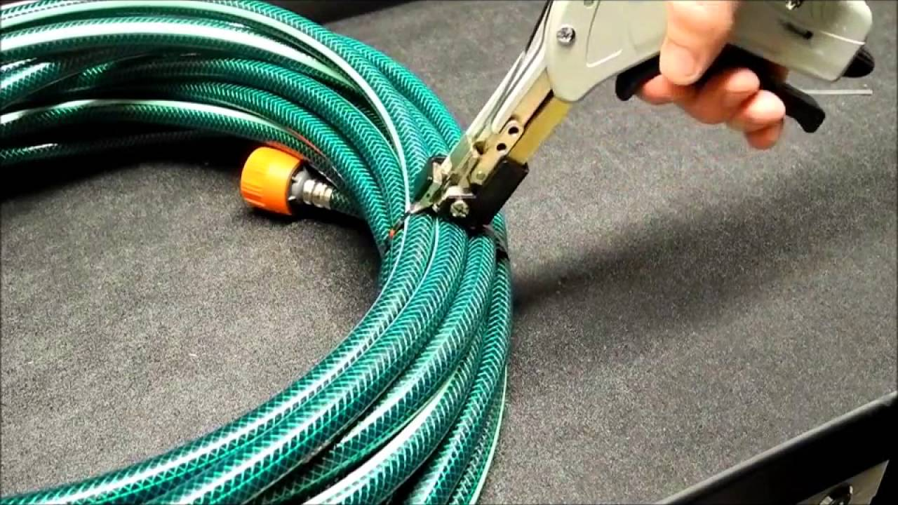 Know About Stainless Steel Cable Tie Gun - YouTube