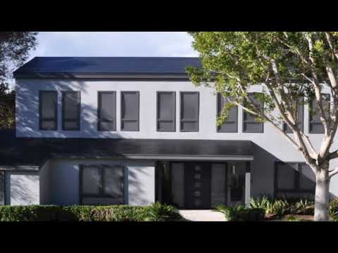 Tesla making solar roof tiles in Buffalo factory, general installations begin