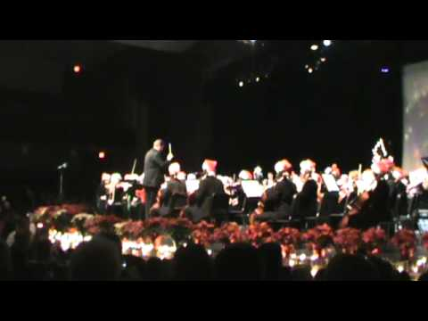 Athens Symphony Orchestra Holiday Concert 12.20.12