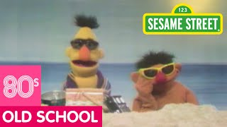 Sesame Street: Bert And Ernie Go To The Beach