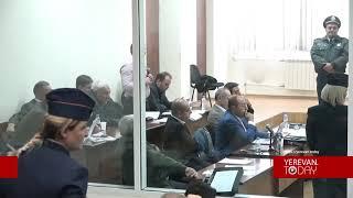 Դատավորը սահմանափակեց Արմեն Գևորգյանի փաստաբանի ելույթ ունենալու իրավունքը