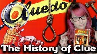The History and Media Phenomenon of Cluedo/Clue