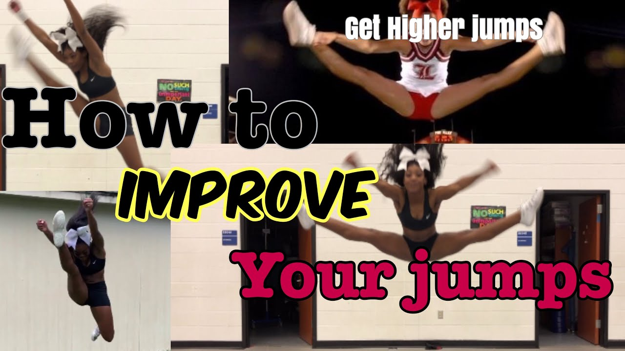 HOW TO: Get Higher Jumps Tips + Tricks