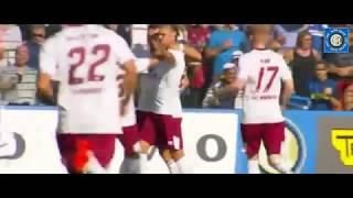 Video Gol Pertandingan Inter Milan vs Nuernberg