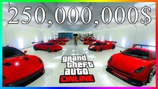 GTA 5 Online : Tous les garages de Thoomas ! (présentation)