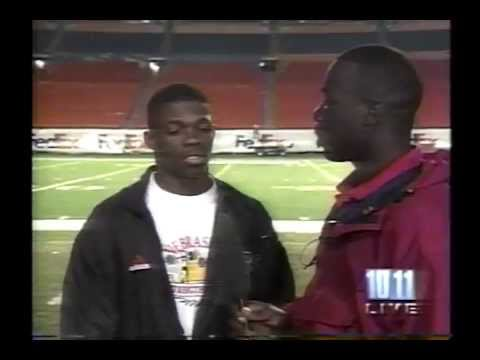 10-11 Postgame 1998 Orange Bowl Nebraska vs Tennessee
