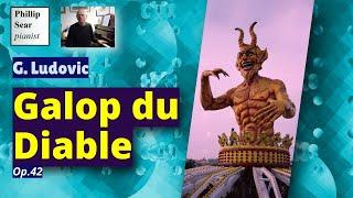 G. Ludovic: Galop du Diable, Op.42