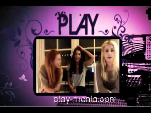 Swedish Girl Group PLAY    Reel 2011