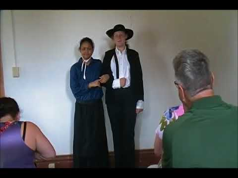 Kentucky Raid of 1847 by students at Ross Beatty High School 6-13-18