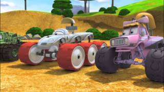 """Bigfoot Presents: Meteor and the Mighty Monster Trucks - Episode 06 - """"Teamwork"""""""