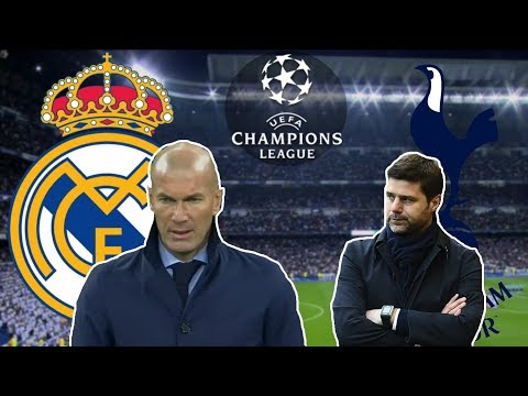 Can Zidane Win 3 UCL In A Row? |  Real Madrid-Tottenham Analysis