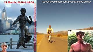 Scooby Bikes China