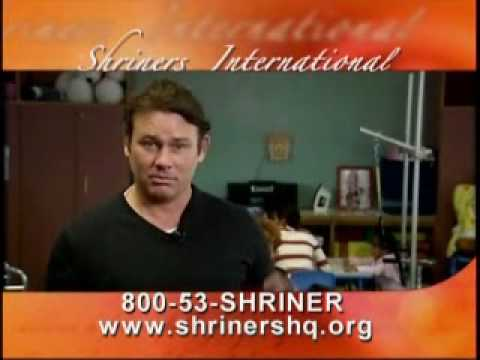 Become a Shriner  Richard Tyson