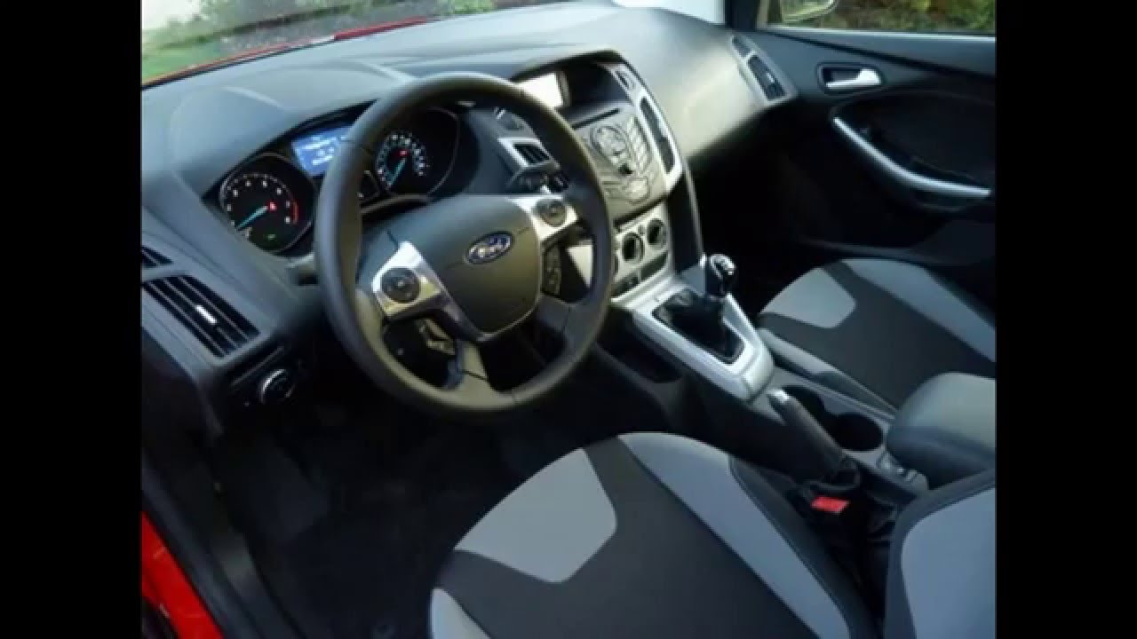 ford focus se hatchback manual youtube