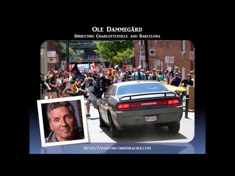 Sage of Quay Radio - Ole Dammegård - Dissecting Charlottesville and Barcelona (Aug 2017)