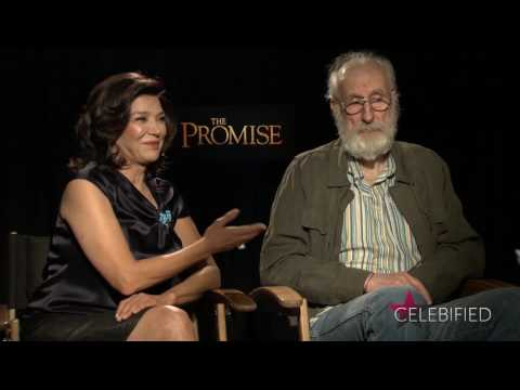 Exclusive Interview: James Cromwell and Shohreh Aghdashloo Talk THE PROMISE