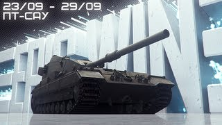 Epic Win ПТ-САУ 23 сентября — 29 сентября [HD]