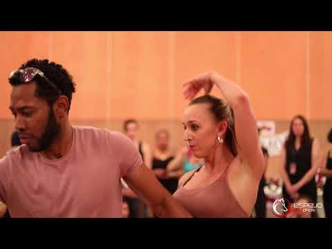 Dani J - hasta cuando / Ronald & Alba / bachata workshop / Master of bachata 2018