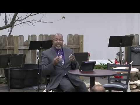 Pastor Greg Washington - Trans-Generational Ministry