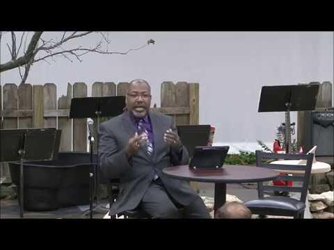 Pastor Greg Washington - Trans-Generational Ministry