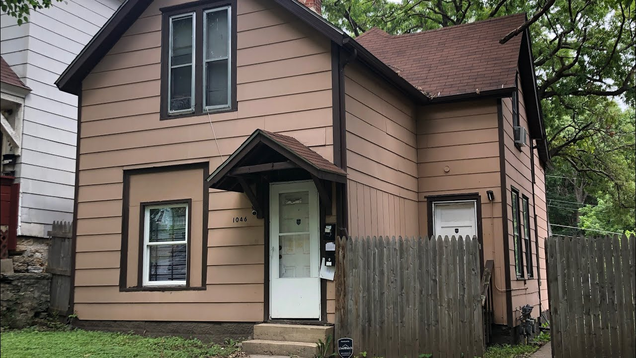 Duplex for Sale by East Side St. Paul, MN