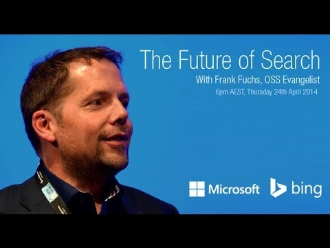 The Future of Search With Frank Fuchs from...