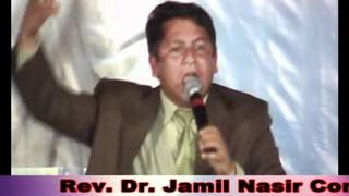"REV. DR. JAMIL NASIR,  TOPIC  ""THAT PROPHET"""
