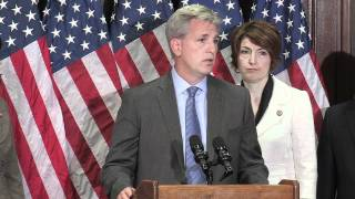 Majority Whip Kevin McCarthy Remarks At Weekly Republican Press Conference 5/11/11