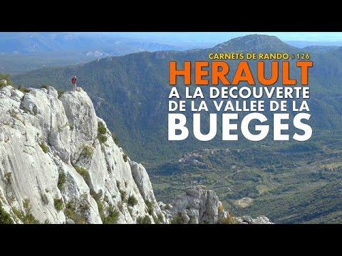 Randonnée Hérault : la Vallée de la Buèges [Carnets de Rando #126]