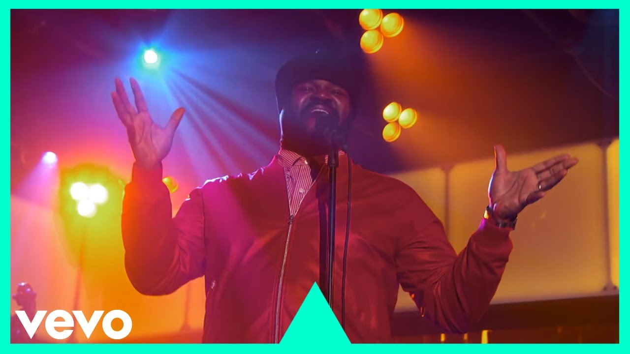 Gregory Porter - Don't Lose Your Steam (Live On Jimmy Kimmel / 2016)