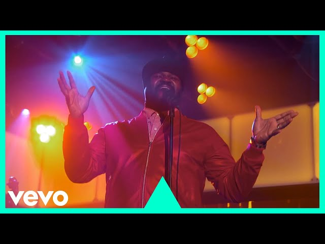 Gregory Porter – Don't Lose Your Steam (Live On Jimmy Kimmel / 2016)