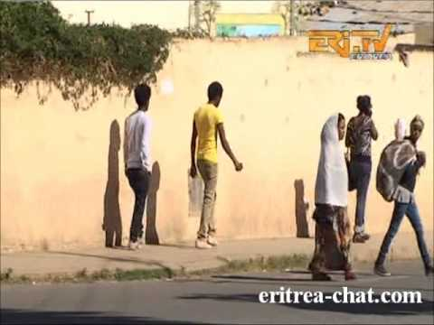 Eritrean comedy - Hidden Camera - Cutting Hair Prank - Eritrea TV