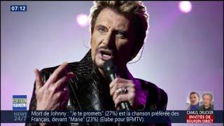 Ce qui est envisagé comme hommage national pour Johnny Hallyday