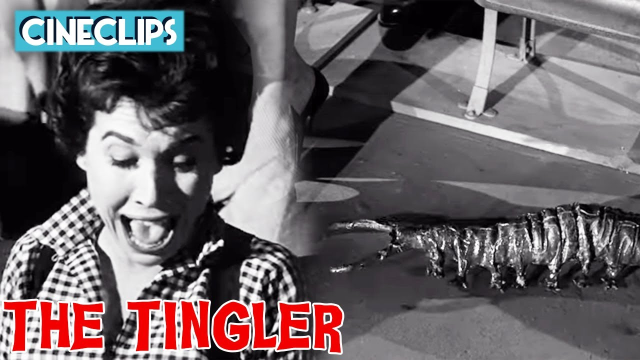 Download The Tingler Loose In The Movie Theater   The Tingler   CineClips