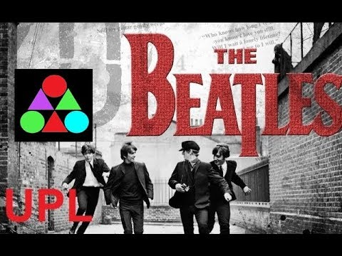 Help Beatles Lyrics Subtitles UPL - YouTube