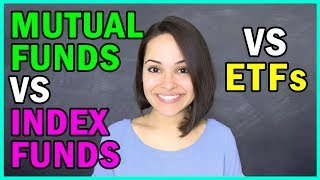 What Are Mutual Funds, Index Funds And ETF's???