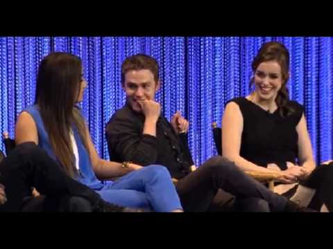 """We ship Skimmons!"" - Marvel's Agents of Shield Paleyfest 2014"