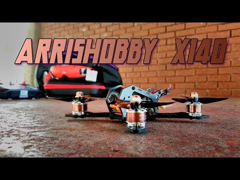 Arris X140 Review - Budget Micro Quad with No Compromise!
